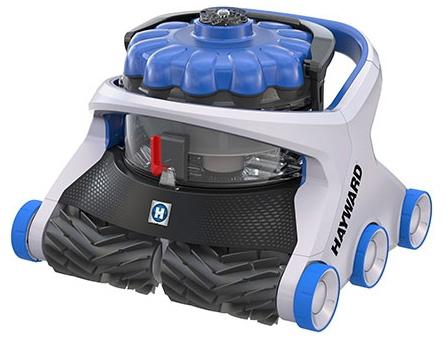 robot aquavac650 pulizia